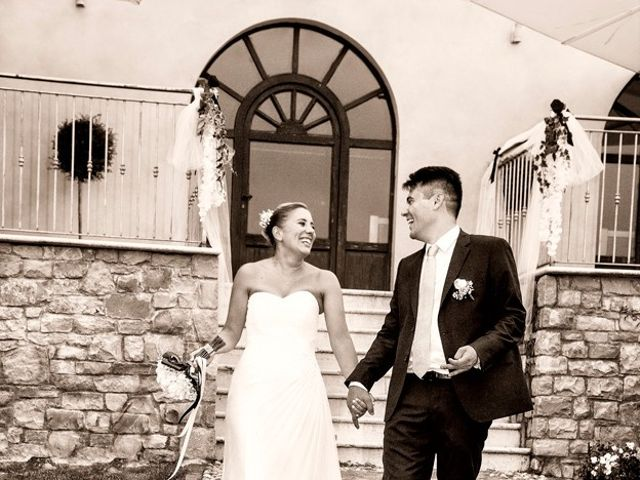 Il matrimonio di Enrico e Valentina a Concesio, Brescia 61