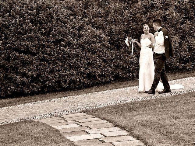 Il matrimonio di Enrico e Valentina a Concesio, Brescia 63