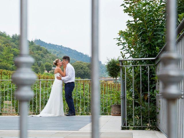 Il matrimonio di Enrico e Valentina a Concesio, Brescia 64