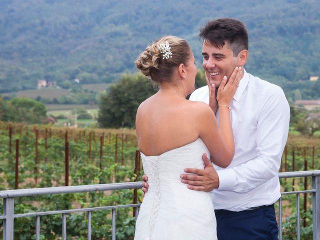 Il matrimonio di Enrico e Valentina a Concesio, Brescia 65