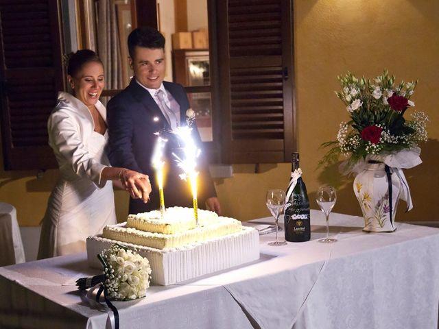 Il matrimonio di Enrico e Valentina a Concesio, Brescia 67