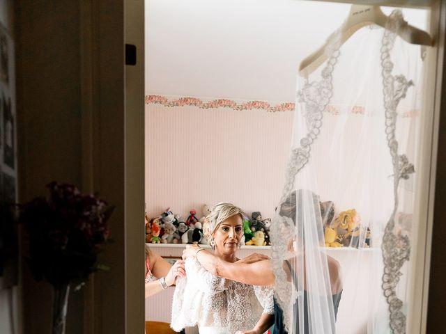Il matrimonio di Andrea e Francesca a Mapello, Bergamo 12