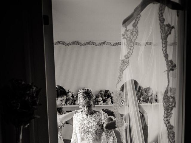 Il matrimonio di Andrea e Francesca a Mapello, Bergamo 13