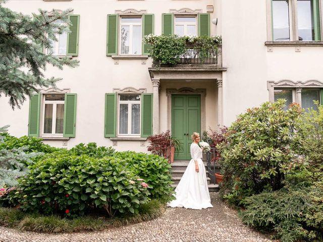 Il matrimonio di Andrea e Francesca a Mapello, Bergamo 22