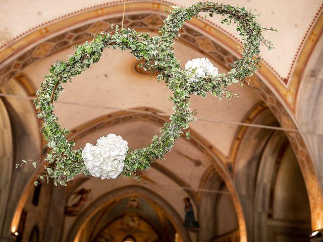 Il matrimonio di Andrea e Francesca a Mapello, Bergamo 23