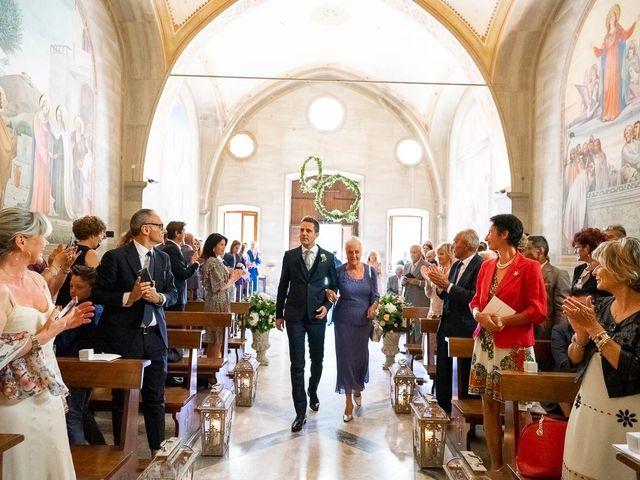 Il matrimonio di Andrea e Francesca a Mapello, Bergamo 25