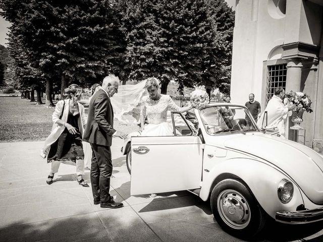 Il matrimonio di Andrea e Francesca a Mapello, Bergamo 29