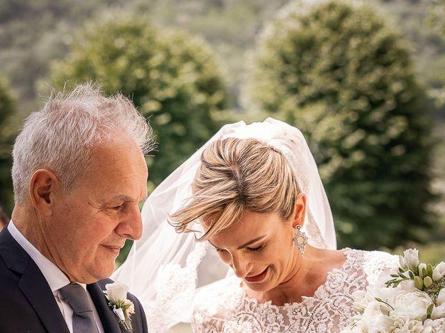 Il matrimonio di Andrea e Francesca a Mapello, Bergamo 30