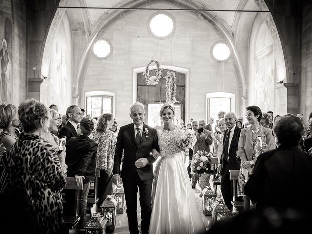 Il matrimonio di Andrea e Francesca a Mapello, Bergamo 33