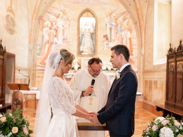Il matrimonio di Andrea e Francesca a Mapello, Bergamo 36