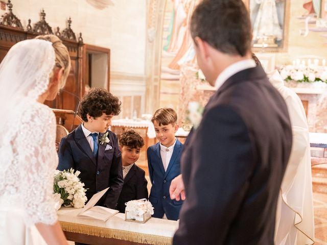 Il matrimonio di Andrea e Francesca a Mapello, Bergamo 37
