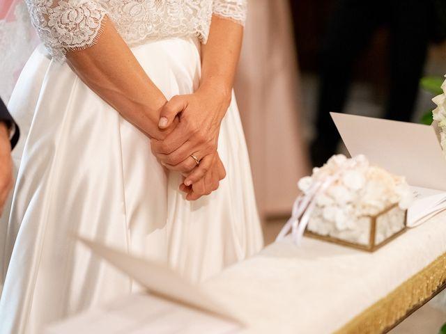 Il matrimonio di Andrea e Francesca a Mapello, Bergamo 40