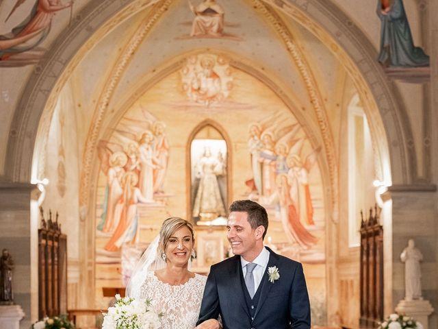 Il matrimonio di Andrea e Francesca a Mapello, Bergamo 42