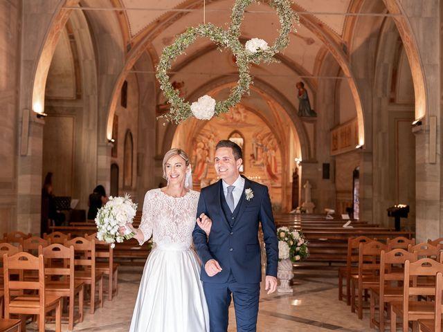 Il matrimonio di Andrea e Francesca a Mapello, Bergamo 43