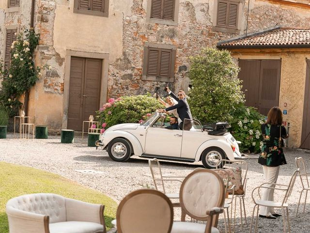 Il matrimonio di Andrea e Francesca a Mapello, Bergamo 45