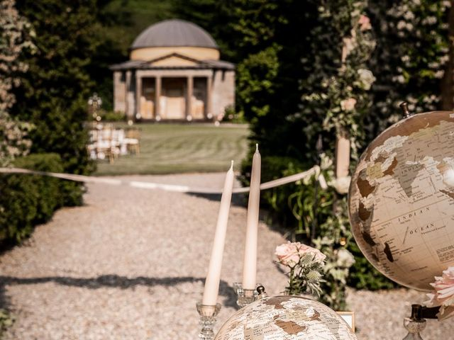 Il matrimonio di Andrea e Francesca a Mapello, Bergamo 46