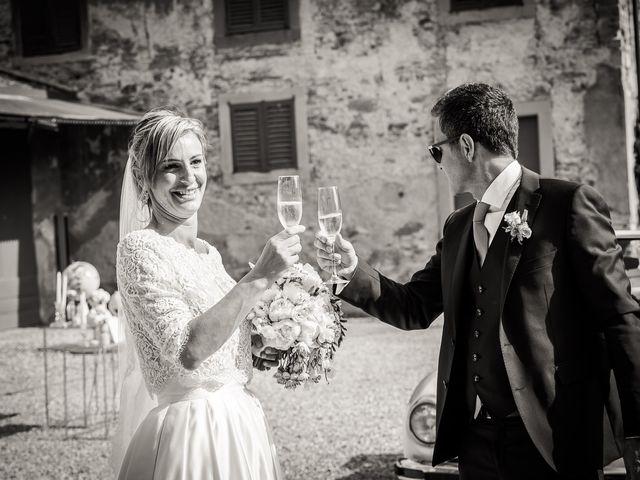 Il matrimonio di Andrea e Francesca a Mapello, Bergamo 48