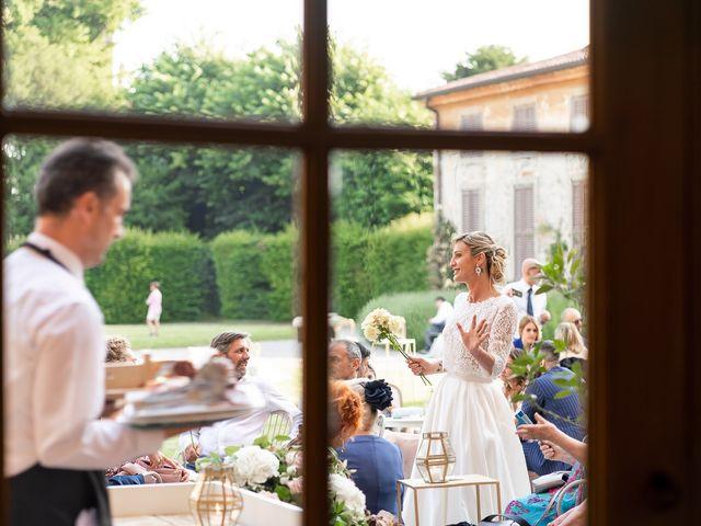 Il matrimonio di Andrea e Francesca a Mapello, Bergamo 55