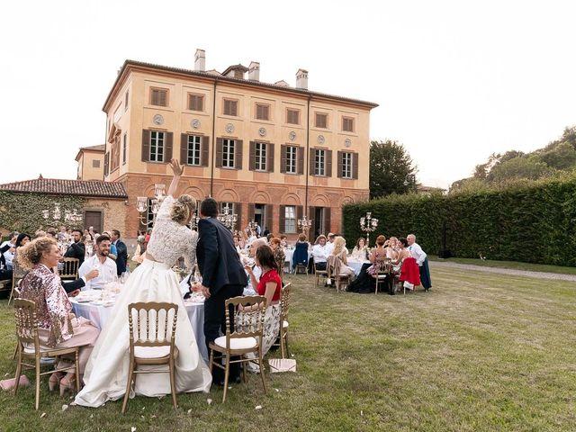 Il matrimonio di Andrea e Francesca a Mapello, Bergamo 60