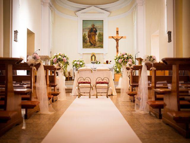 Il matrimonio di Andrea e Valentina a Pesaro, Pesaro - Urbino 14