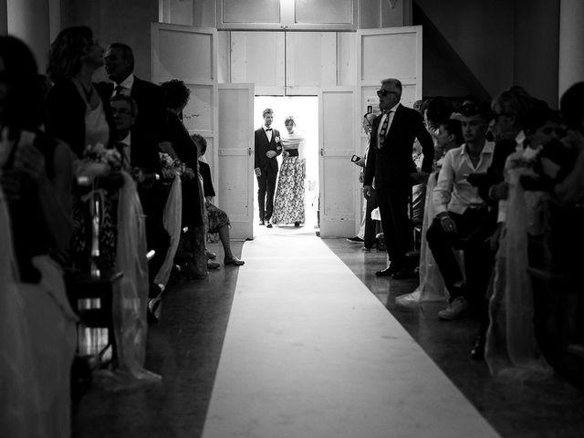 Il matrimonio di Andrea e Valentina a Pesaro, Pesaro - Urbino 17