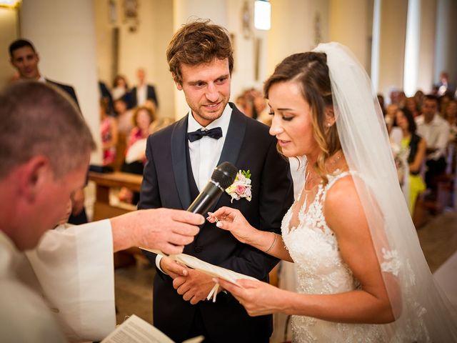 Il matrimonio di Andrea e Valentina a Pesaro, Pesaro - Urbino 24