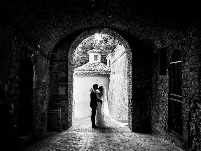 Il matrimonio di Andrea e Valentina a Pesaro, Pesaro - Urbino 38