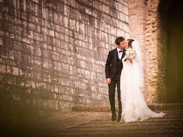 Il matrimonio di Andrea e Valentina a Pesaro, Pesaro - Urbino 39