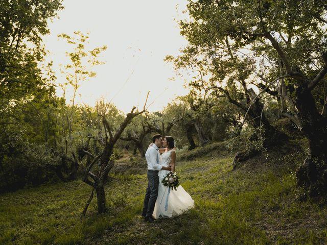 Le nozze di Cristina e Kristian
