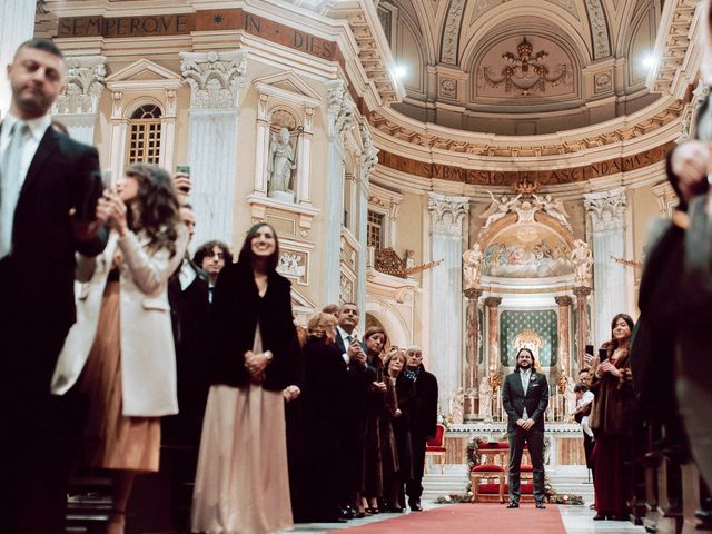 Il matrimonio di Marco e Liana a Napoli, Napoli 19