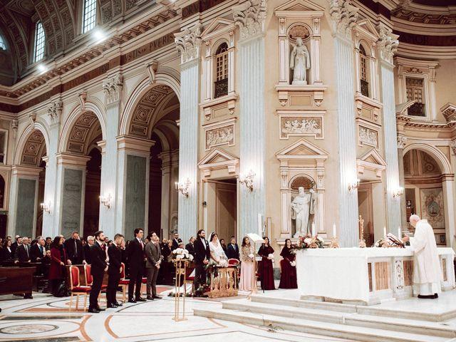 Il matrimonio di Marco e Liana a Napoli, Napoli 23