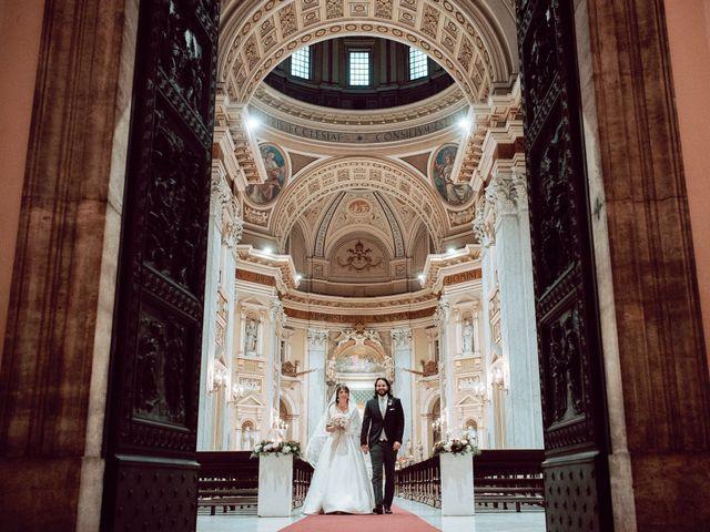 Il matrimonio di Marco e Liana a Napoli, Napoli 29