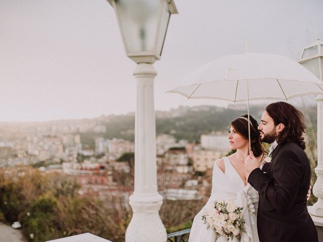 Il matrimonio di Marco e Liana a Napoli, Napoli 45