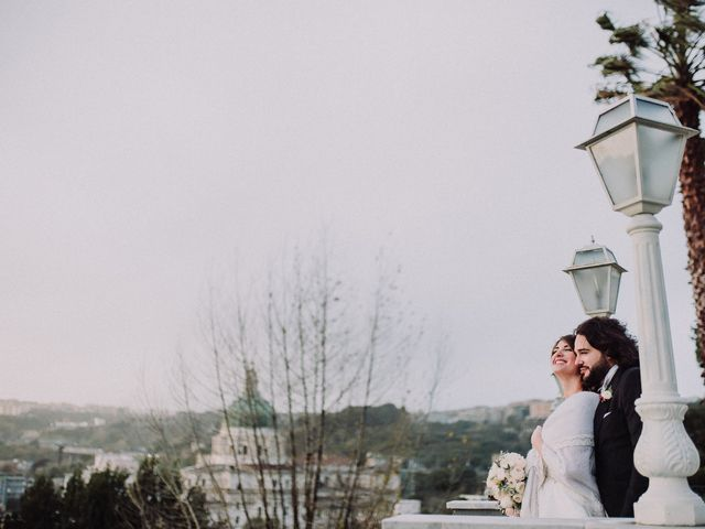 Il matrimonio di Marco e Liana a Napoli, Napoli 49