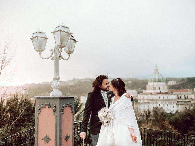 Il matrimonio di Marco e Liana a Napoli, Napoli 50