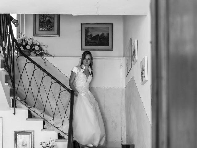 Il matrimonio di Daniele e Romina a Casalnoceto, Alessandria 13