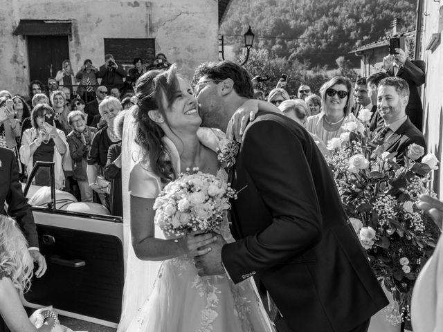 Il matrimonio di Daniele e Romina a Casalnoceto, Alessandria 15