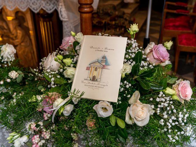 Il matrimonio di Daniele e Romina a Casalnoceto, Alessandria 16