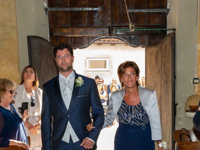 Il matrimonio di Daniele e Romina a Casalnoceto, Alessandria 17