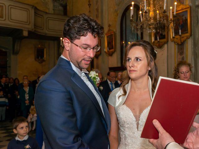 Il matrimonio di Daniele e Romina a Casalnoceto, Alessandria 19