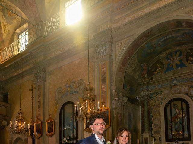 Il matrimonio di Daniele e Romina a Casalnoceto, Alessandria 21