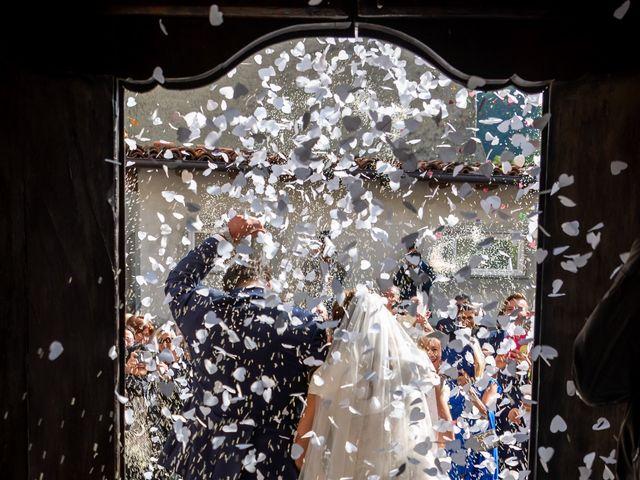 Il matrimonio di Daniele e Romina a Casalnoceto, Alessandria 22
