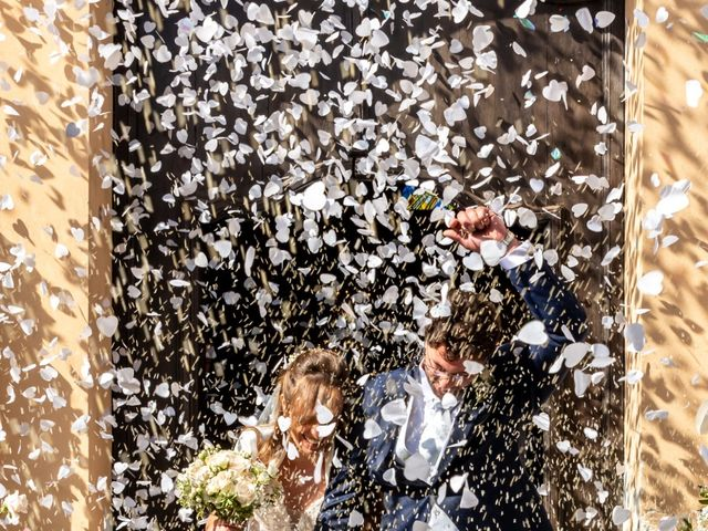 Il matrimonio di Daniele e Romina a Casalnoceto, Alessandria 23