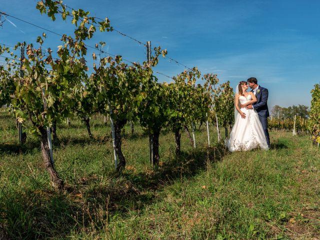 Il matrimonio di Daniele e Romina a Casalnoceto, Alessandria 27