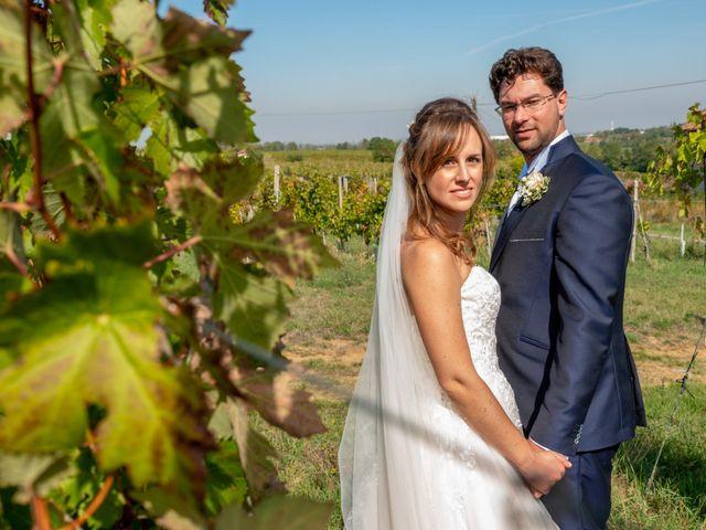 Il matrimonio di Daniele e Romina a Casalnoceto, Alessandria 28