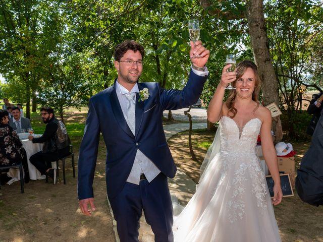 Il matrimonio di Daniele e Romina a Casalnoceto, Alessandria 31