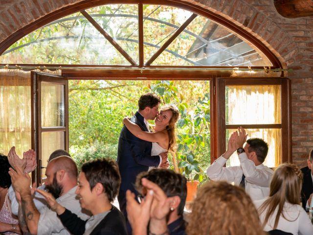 Il matrimonio di Daniele e Romina a Casalnoceto, Alessandria 34