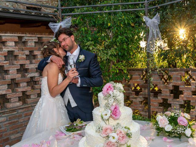 Il matrimonio di Daniele e Romina a Casalnoceto, Alessandria 39