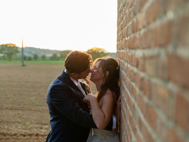 Il matrimonio di Daniele e Romina a Casalnoceto, Alessandria 42