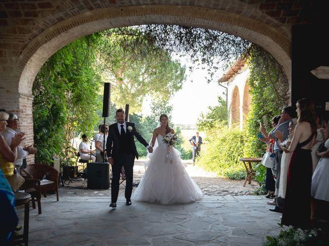 Le nozze di Francesca e Simone
